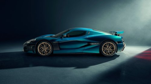 Rimac's all-electric Nevera hypercar is unbelievable