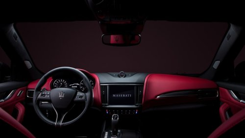 Maserati has perfected the craft of creating high-performing works of art