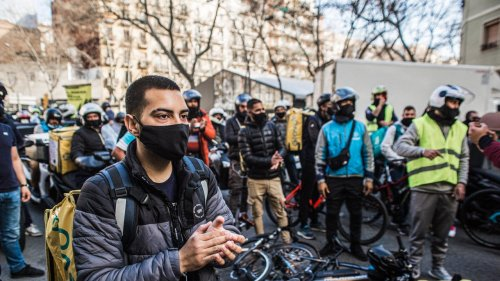 Spain had a plan to fix the gig economy. It didn't work
