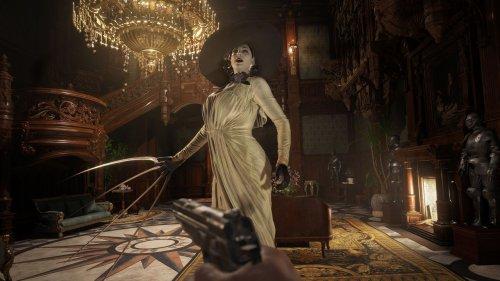 Resident Evil 8 is intentionally dumb. But it's still terrifying
