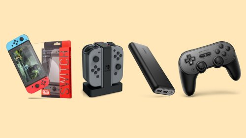11 cool Switch accessories to upgrade your gaming