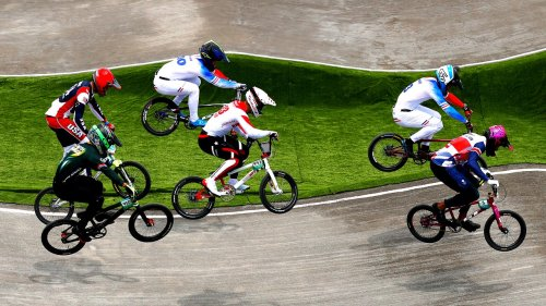 How to get into BMX, everyone's top Olympic sport