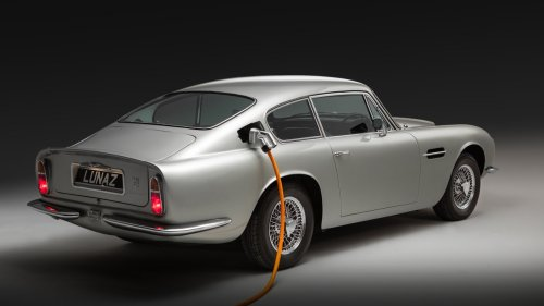 You can now buy an electric Aston Martin DB6