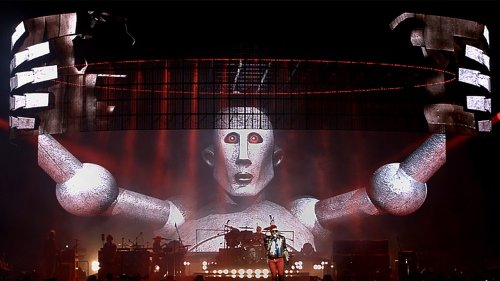 Here's how Queen's giant live show robot was reborn after 40 years
