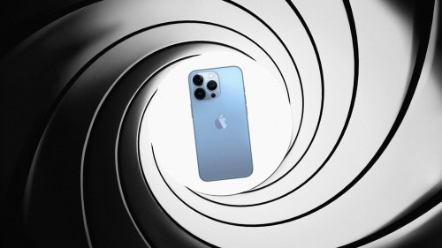 This is why James Bond doesn't use an iPhone