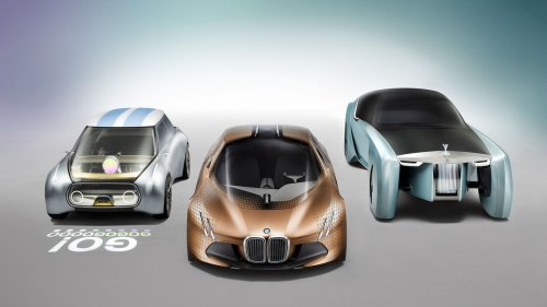 How BMW is navigating the future and putting tech at the heart of everything it does