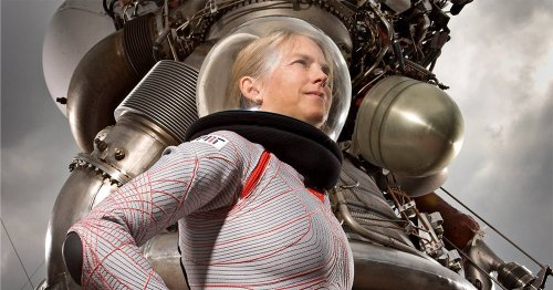 This Spacesuit for Exploring Mars Is a Form-Fitting Math Problem
