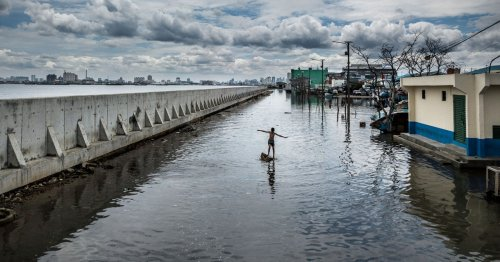 After Us the Deluge Captures Images of a Sinking World