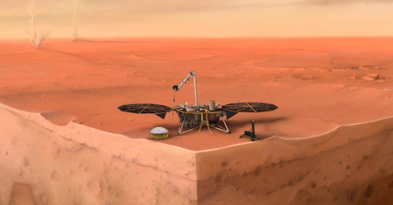 Scientists Just 'Looked' Inside Mars. Here's What They Found