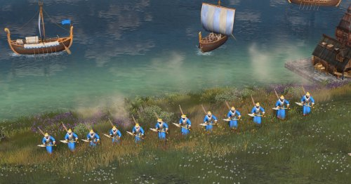Age of Empires IV Is a Solid Strategy Game Stuck in the Past