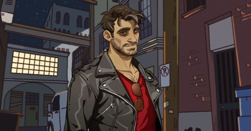 Dream Daddy, a Queer Dating Sim, Might Be the Gaming Miracle of the Year
