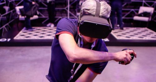 The Best Way to Get a VR Workout (That's Also Fun)