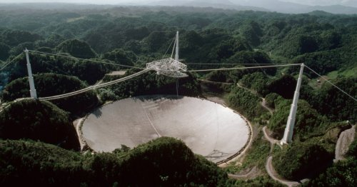The Arecibo Observatory Was Like Family. I Couldn't Save It