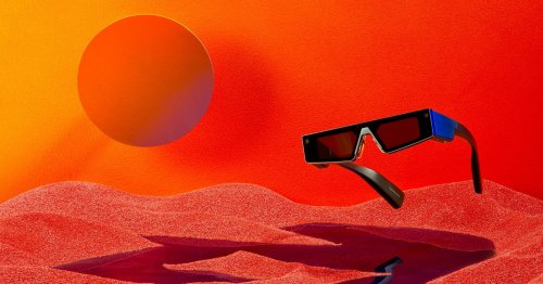 Snap Made AR Glasses—but You Won't Be Buying Them