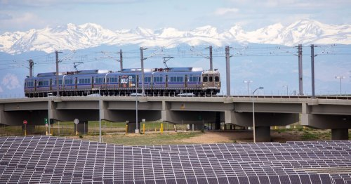 Why Not Turn Airports Into Giant Solar Farms?
