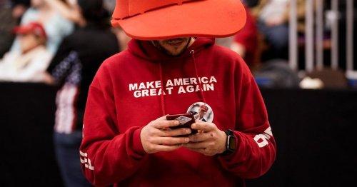 Social Media Drops the Hammer on Team Trump