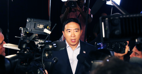 Andrew Yang Wants a Thorium Reactor by 2027. Good Luck, Buddy