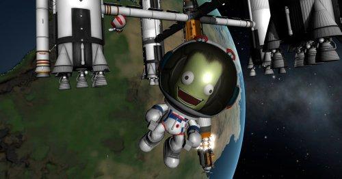 Test Out Next-Gen Space Tech in Kerbal Space Program