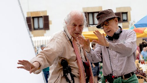Uscirà mai un nuovo film di Woody Allen in America?