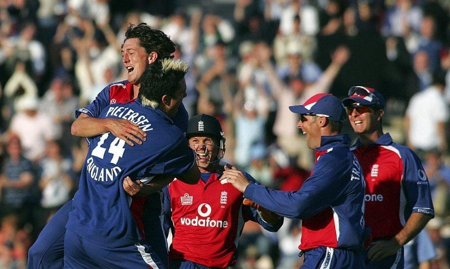 England Cricket - cover