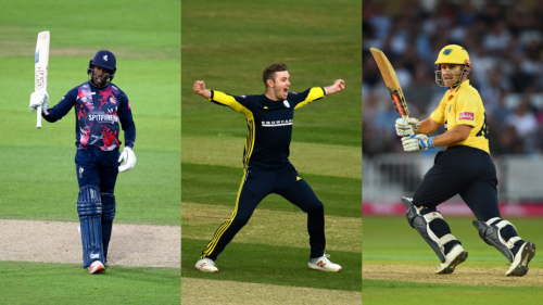 The England 'D' Team: An XI Made Up Of Players In Neither Of England's ODI Squads