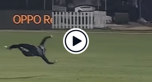 Watch: Martin Guptill Takes Extraordinary One-Handed Screamer To Send David Warner Back For Golden Duck In World Cup Warm-Up