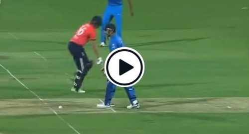 Watch: The Chahal Schoolboy Error That Had Dhoni Seething