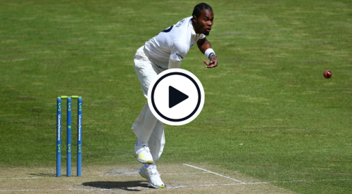 Watch: Jofra Archer Nails Rapid Inswinging Yorker On Sussex Second XI Comeback
