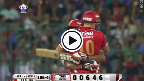Watch: Wriddhiman Saha's IPL Final Hundred – In A Losing Cause