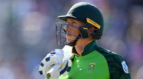 Exclusive: Rassie Van Der Dussen - 'I Don't Think Anyone Can Replace AB, But I Can Be The Best For Version Of Rassie'