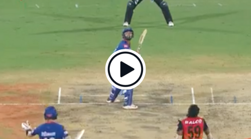 Watch: Accidental 'Moon Ball' Sparks Laughter In IPL