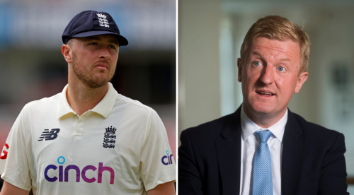 Cabinet Minister Says ECB Has 'Gone Over The Top' By Suspending Ollie Robinson