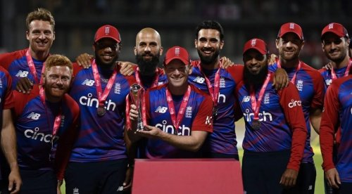 What Is England's First-Choice T20I XI?