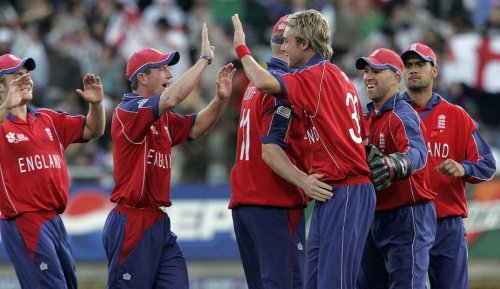 England Cricket cover image