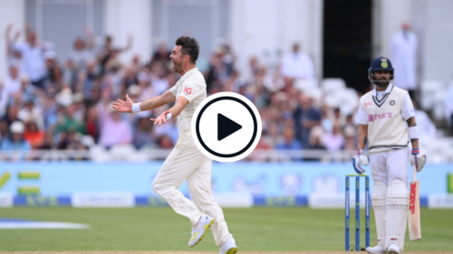 Watch: Anderson Gets Kohli For First Time In Seven Years With Away-Swinging Beauty