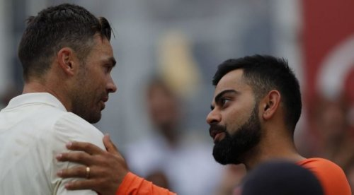 Kohli v Anderson: Who's Winning The Battle Of The Greats?