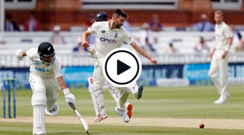 Watch: Mark Wood Shouts 'Asprilla' As He Kicks The Ball At The Stumps