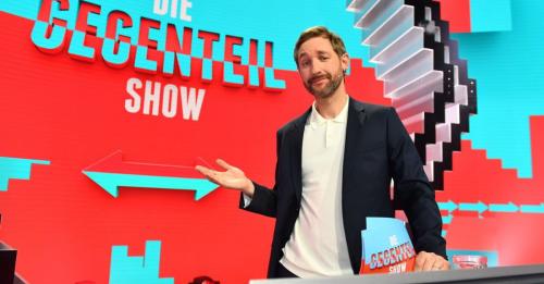 """Die neue Staffel der """"Gegenteilshow"""": Der Spaß am Knoten im Hirn!"""