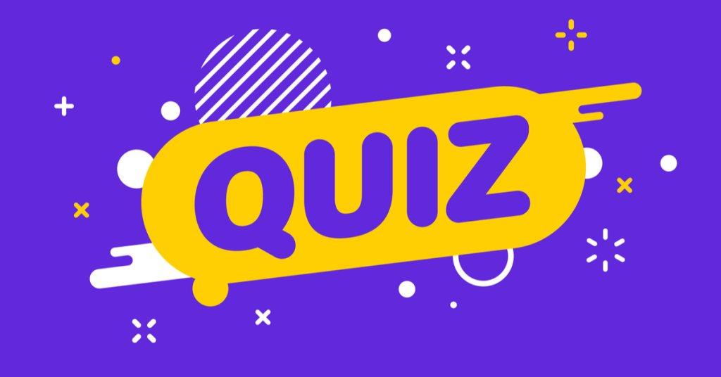 Quiz - cover