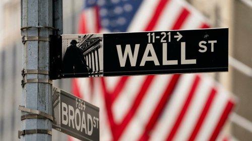 Firmenbilanzen bescheren US-Börsen keine weiteren Rekorde