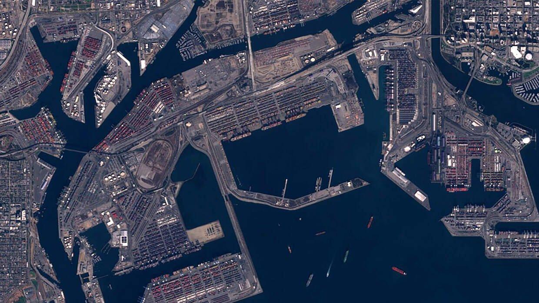 Diese Häfen ächzen unter dem Containerstau