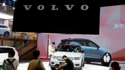 Volvo Cars senkt Erwartungen an Einnahmen bei Börsengang