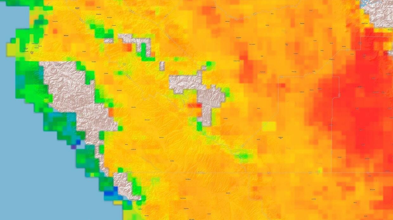 Diese Satellitenbilder zeigen enorm klimaschädliche Methan-Quellen