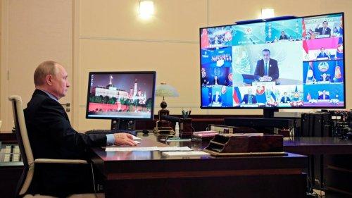 Putin ordnet erhöhte Gaslieferungen nach Europa im November an