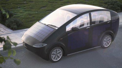 Münchener Solarauto-Firma Sono Motors beantragt US-Börsengang