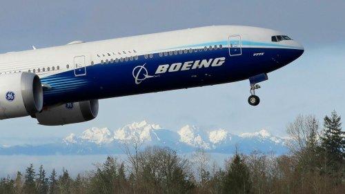 Boeing schreibt operativ erneut schwarze Zahlen
