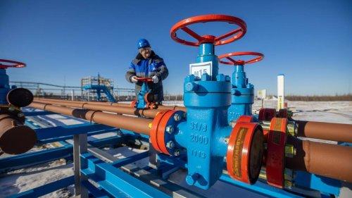 Russland will mit EU über zusätzliche Gaslieferungen verhandeln