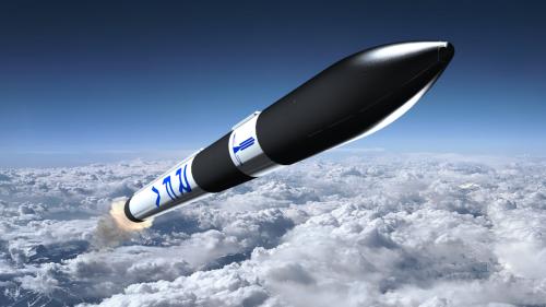 Wird das Deutschlands erste kommerzielle Rakete?