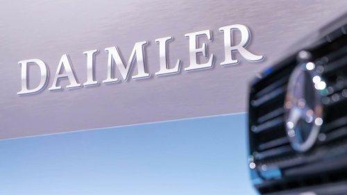 Was Daimler mit der Daimler-Truck Abspaltung plant