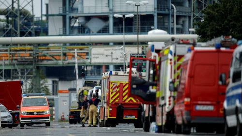 Nach Explosion im Chempark Leverkusen: drei weitere Tote gefunden